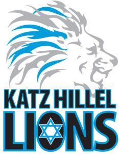KATZ HillelLionsLogo_2C